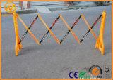 2,5 mètre de la construction de routes Portable barrière en plastique extensible