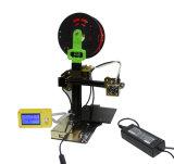 Imprimante 3D de bureau de Fdm de mini profil en aluminium portatif de haute performance