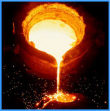Freqüência média de fusão rápida forno industrial de alumínio (JLZ-160)