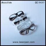 Qualité des glaces de laser et des lunettes protectrices de sécurité de lasers pour des lasers de CO2 avec le bâti blanc 52