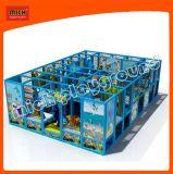 Ozean-Thema-weicher Montage-Plastikinnenspielplatz