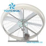 """Hoge Ventilator 55 van het Comité van Efficency FRP """" voor Vee en Industrieel"""