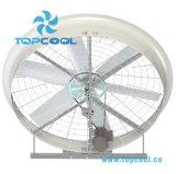 """Alto ventilador 55 del panel de Efficency """" para el ganado y la aplicación industrial"""