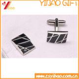 Ricordo del regalo di marchio di Customed di collegamento di polsino di qualità di Hig di modo del metallo (YB-HR-90)