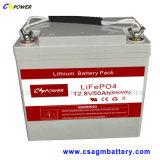 리튬 철 인산염 건전지 (VRLA Appreance 같이 LiFePO4) 12V 24V,