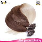Fusion Extensões de Cabelo Humano Brazilian Afro Kinky Curly Hair Utle U Dica Extensões de cabelo de queratina 110g / Lot
