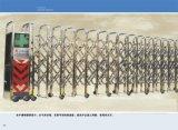 قابل للانكماش [سليد ويندوو] شاشة آليّة كهربائيّة [ستينلسّ ستيل] باب قابل للانكماش