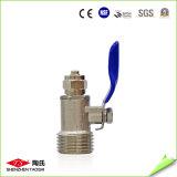 3/4 pulgada de acero inoxidable de agua de presión del tanque de enchufe