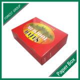 Caixa personalizada de embalagem de alimentos à venda