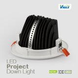 Nouveau design nouveau projet LED Haute luminosité Downlight 45W