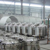 液体のための産業移動可能なステンレス鋼の衛生化学貯蔵タンク