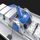 Luz de rua solar da alta qualidade 60W com a fábrica de controle remoto de Pólo PIR IP65 China
