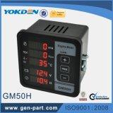 Medidor de medidor de freqüência / voltímetro Medidor de painel