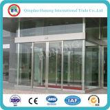 Vidrio templado de la competencia fabricado en China