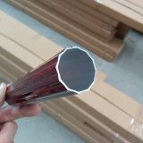 Dodecagon Aluminiumlegierung-Vorhang Rod/Pole (01T0004)