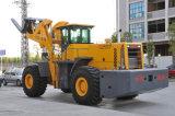 52 Toneladas O Carregador de Rodas Maior na China para Mineração de Blocos com Ce