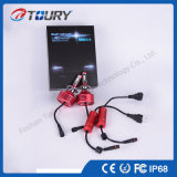 세륨 승인되는 25W H4 9006 H7 LED 자동 헤드라이트 전구