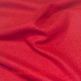 Tela del Knit del rayón del poliester del Spandex para el juego de los pantalones de la capa