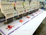 Wonyo Máquina 6 Jefe del bordado por ordenador bordado Gorra Plana