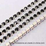 포금 클로 모조 다이아몬드 금관 악기 컵 사슬 모조 다이아몬드 사슬 (TCG-SS10 칠흑색)