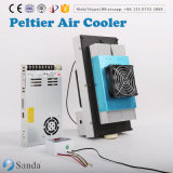 Воздушный охладитель новой технологии 48V 10A миниый портативный Peltier