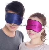 Da alta qualidade seda 100% de Mulberry Eyemask como jogos de viagem