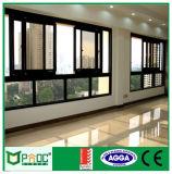 Neues horizontales schiebendes Fenster mit Aluminiumlegierung