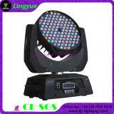 Mini lumière principale mobile professionnelle de disco de l'étape 108X3w DEL