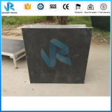 Ampliamente utilizado portátil fácil de instalar la plataforma de aluminio ajustable