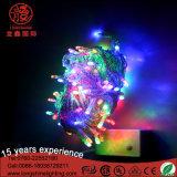 LED-Mehrfarbenweihnachtsfeenhaftes Licht-Zeichenkette für Feiertags-Dekoration