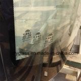 Bus van Yutong lamineerde het VoorGlas van het Venster