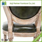 食事するための高い背部低価格の贅沢な椅子使用(ジョアナ)を