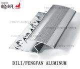 Revestimiento de alfombra de aluminio