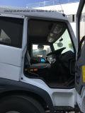 Carro de la limpieza del camino del carro 6cbm del barrendero de camino de Rhd FAW para la exportación