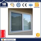 Prezzo di alluminio impermeabile delle Filippine della finestra di vetro di scivolamento del blocco per grafici
