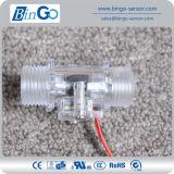 Capteurs de débit en eau de fibre de verre et de nylon Capteur Hall pour chauffe-eau à gaz
