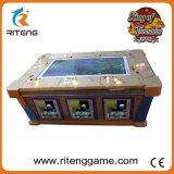 Machine de jeu de jeu de pêche de casino d'arcade à vendre