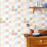 屋内装飾のための艶をかけられた内部の陶磁器の壁のタイルを防水しなさい