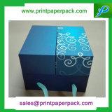 Изготовленный на заказ картонная коробка Foadable бумажной коробки офсетной печати бумажная упаковывая напечатанную коробку подарка