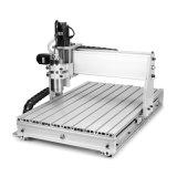 perfuração da máquina do gravador do router do CNC 4axis/trituração