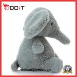 Jouet en peluche doux de l'Éléphant Éléphant animal en peluche
