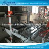 Accionados por Motor servo de la estanquidad lateral OPP bolsa de plástico que hace la máquina