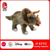 Het aangepaste OnderwijsStuk speelgoed van Emulational Triceratops van het Stuk speelgoed van Jonge geitjes