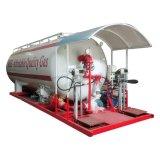 Bonne qualité Chengli 40m3 30m3 20m3 10m3 de la station de gaz GPL pour cylindre de charge