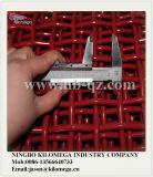 Malla de malla de alambre de acero de alta resistencia y pantalla de trituradora