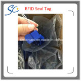 Étiquette en acier de joint d'IDENTIFICATION RF avec la puce F08
