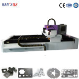 Wanted Distributor Advanced Metal Fiber Laser Cutter com Ipg Laser