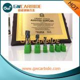 Hartmetall-Quadrat-/flach Enden-Tausendstel mit SGS-Bescheinigung
