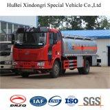caminhão do depósito de gasolina do euro 4 de 12cbm FAW