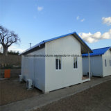 쉬운 Assmebly Prefabricated 강철 목조 가옥